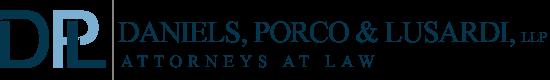 Daniels, Porco & Lusardi, LLP Header Logo